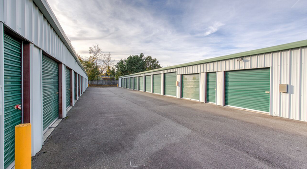 outdoor storage units, arlington wa
