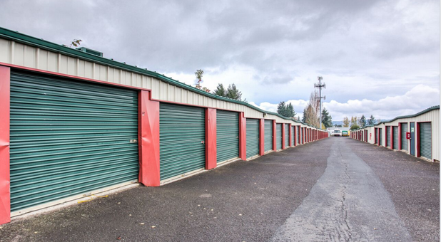 self storage in oregon