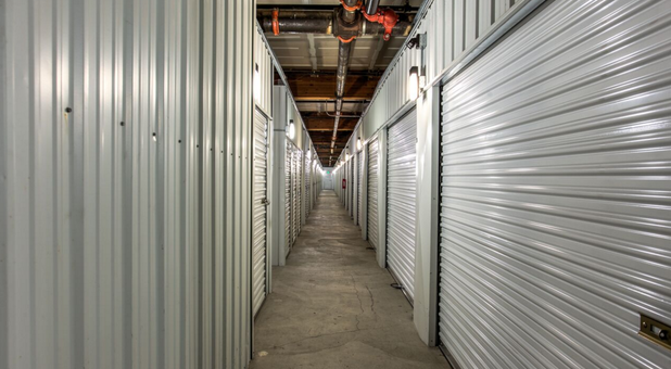 indoor storage units