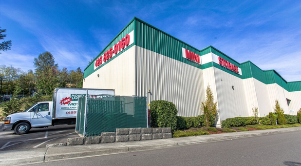 self storage in kirkland, wa