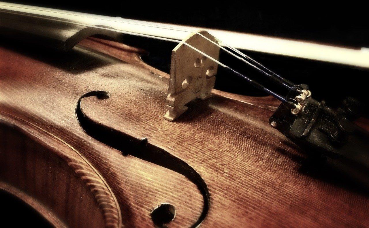 I-45 Self Storage Violin