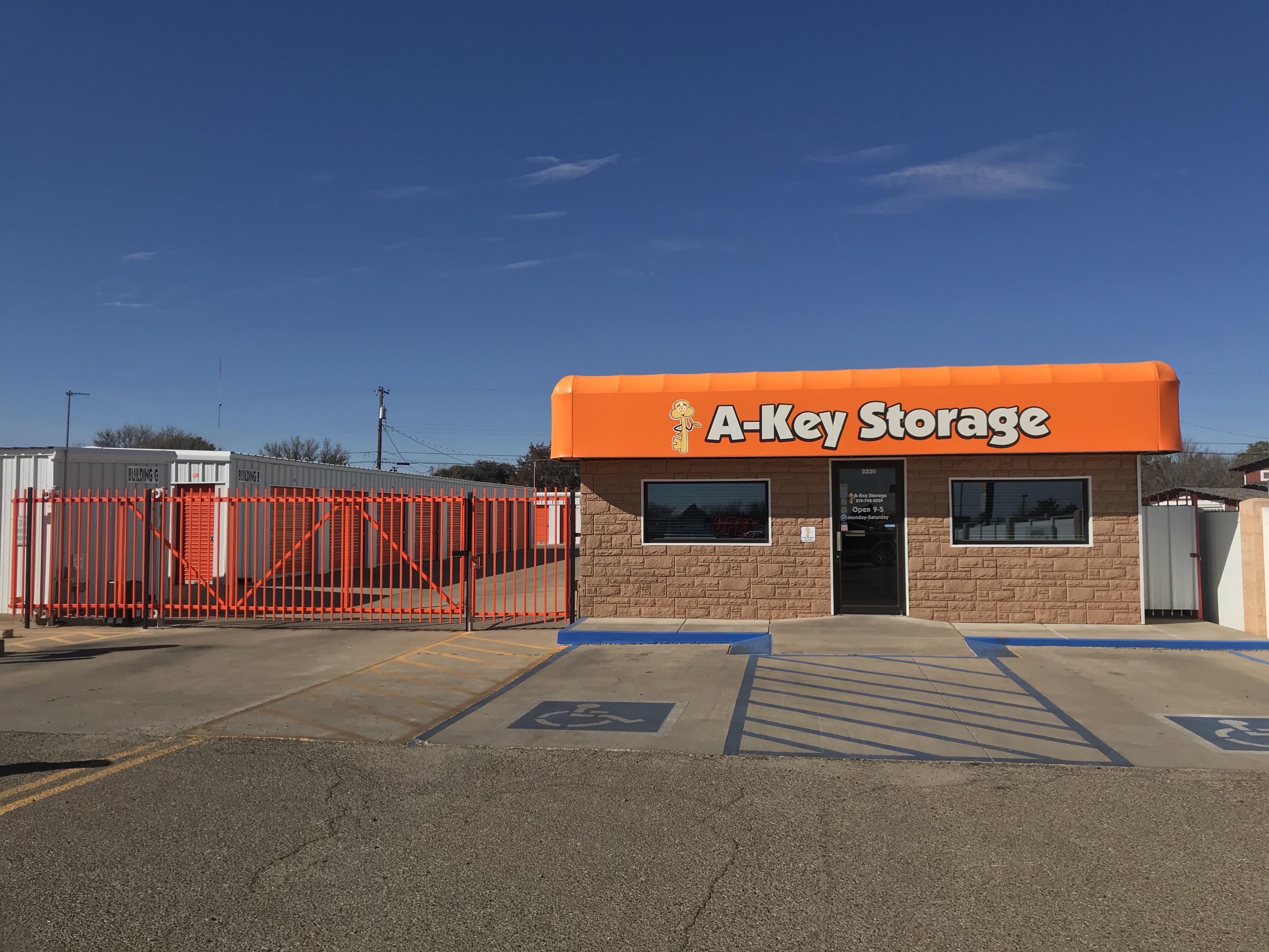 A-Key Storage 1