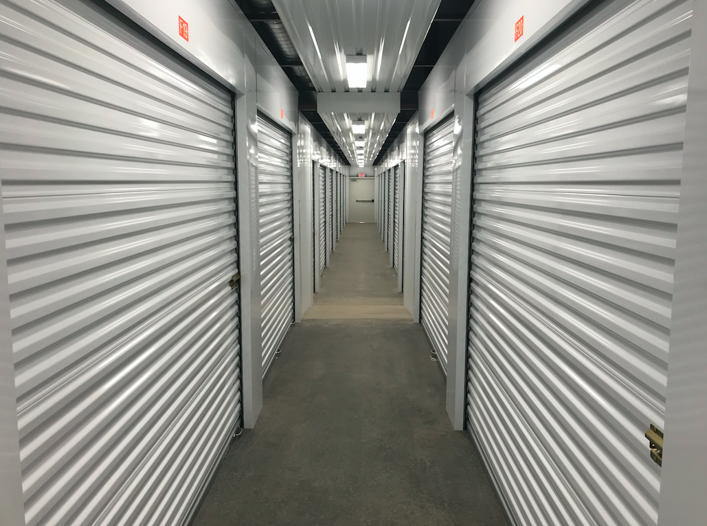 Climate Controlled Storage Unit