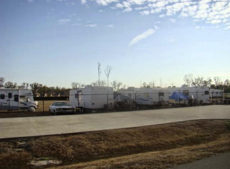 Vehicle Storage Available Brunswick, GA