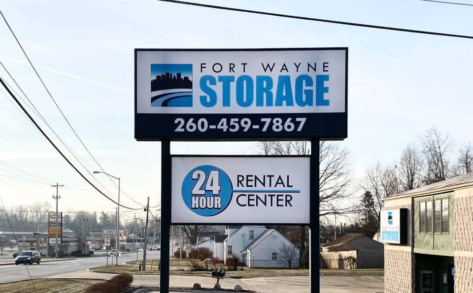 24 hour access storage units