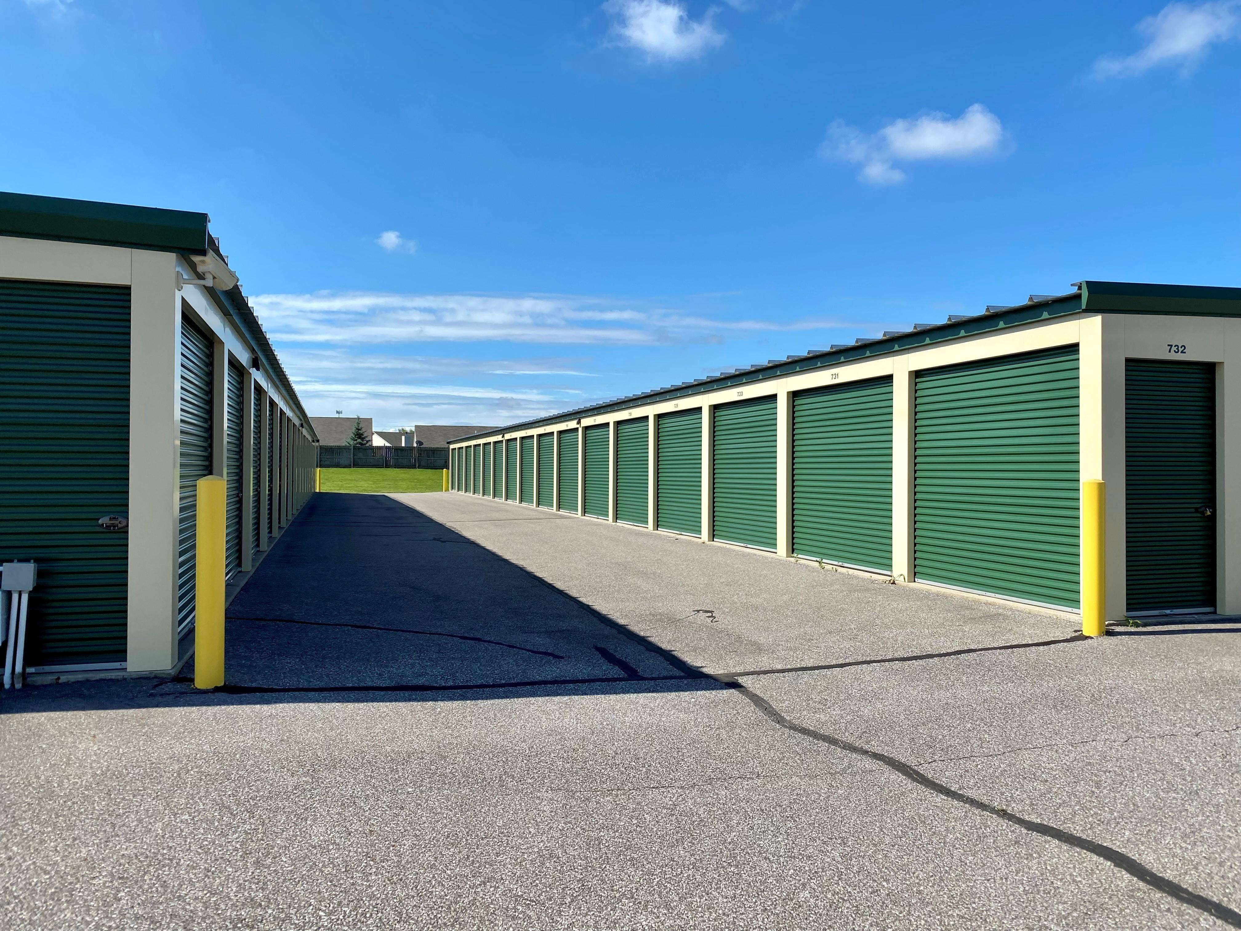 drive up access mini storage fort wayne