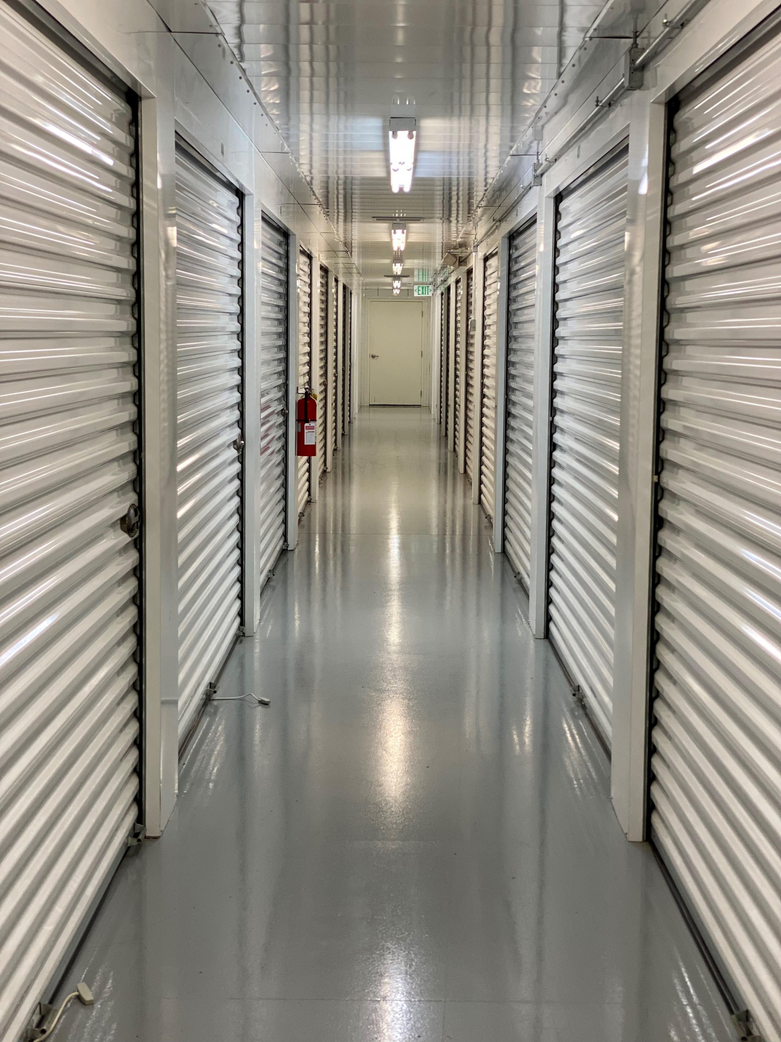 interior hallway climate units
