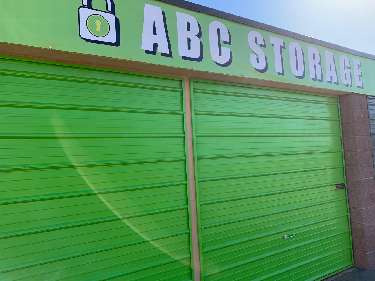 Front ABC Storage