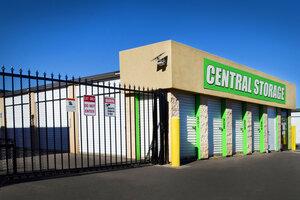 Storage Facility Entrance