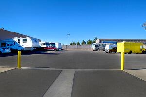 Storage RV Rental Spaces