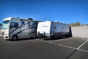 RV Storage Parking Spots