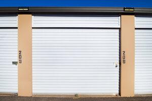 Closed Storage Unit