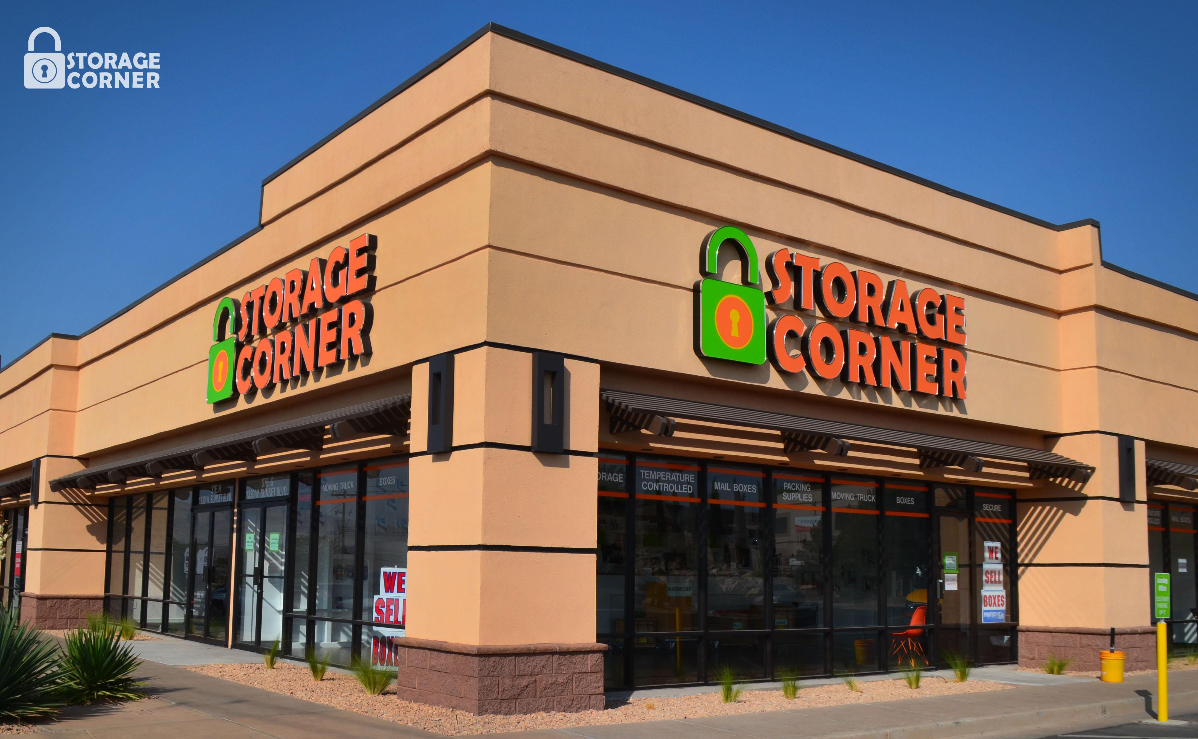 Storage Corner