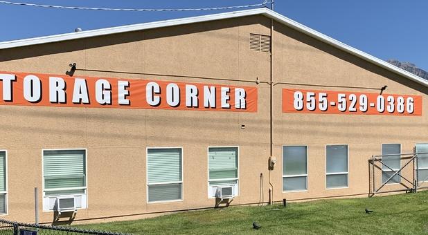 Storage Corner 400S