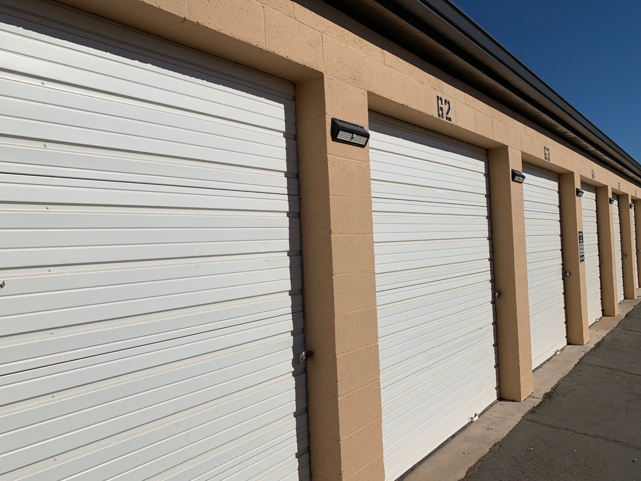 Units At ABC Storage