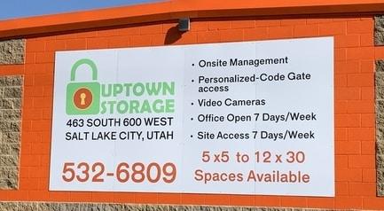 Uptown Storage UT