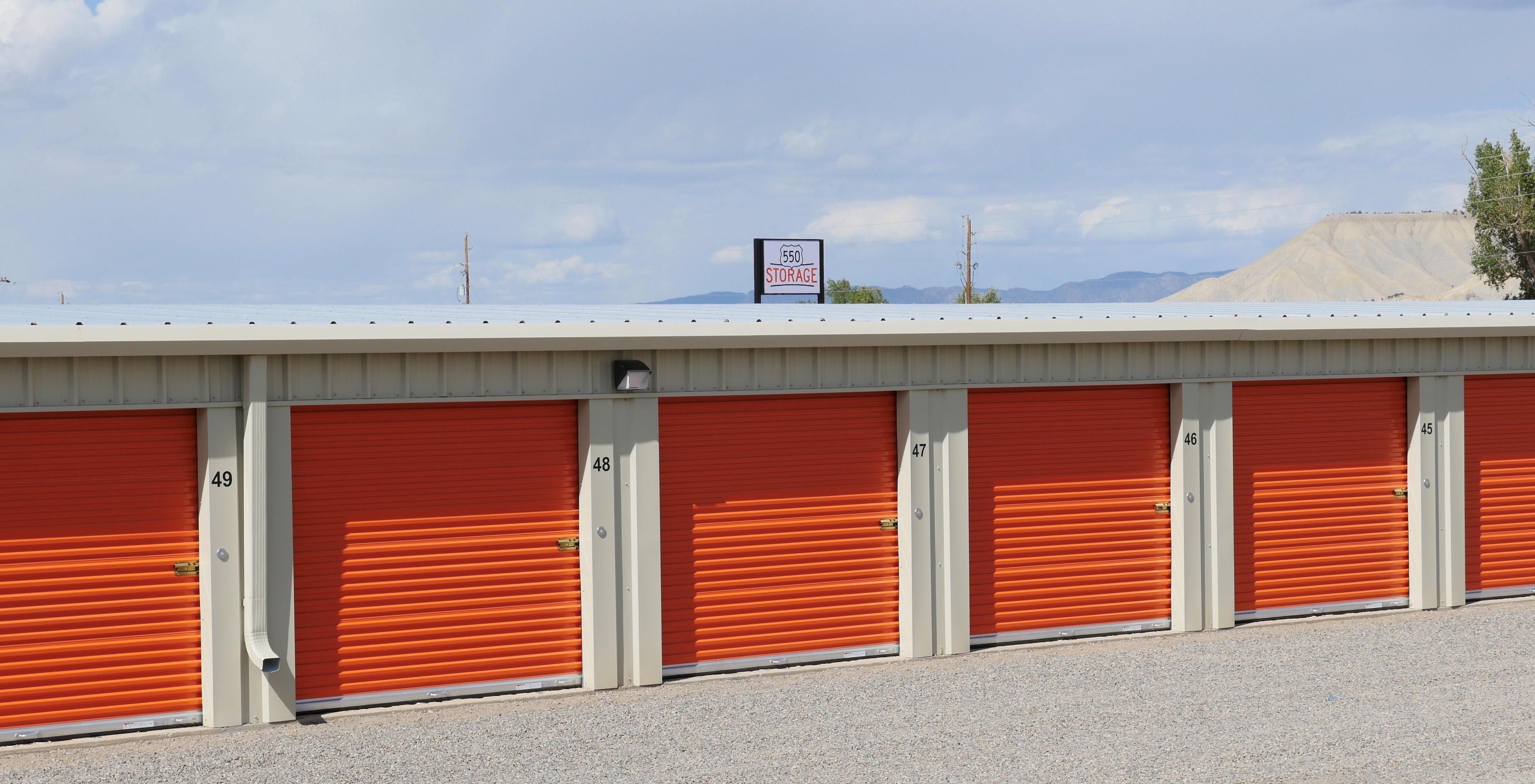 550 Storage Units