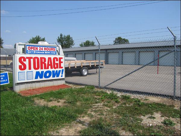 Fortville, IN storage units