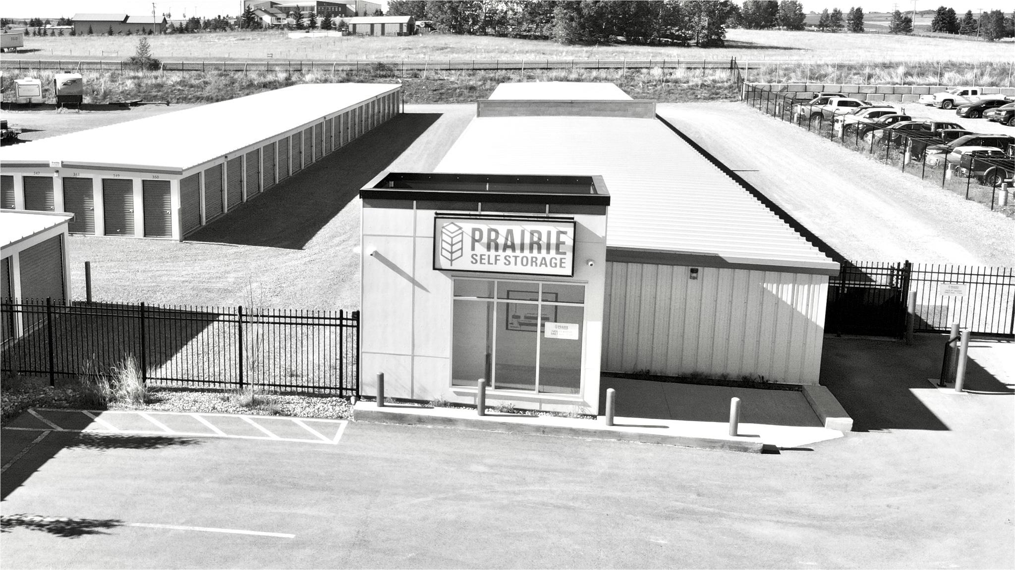 Prairie Self Storage - Okotoks AB