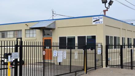 Fenced & Gated Facility - Richmond