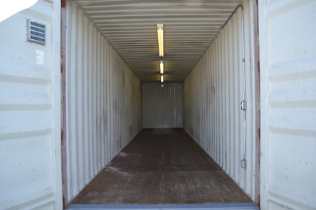 Powered Storage Containers - Richmond