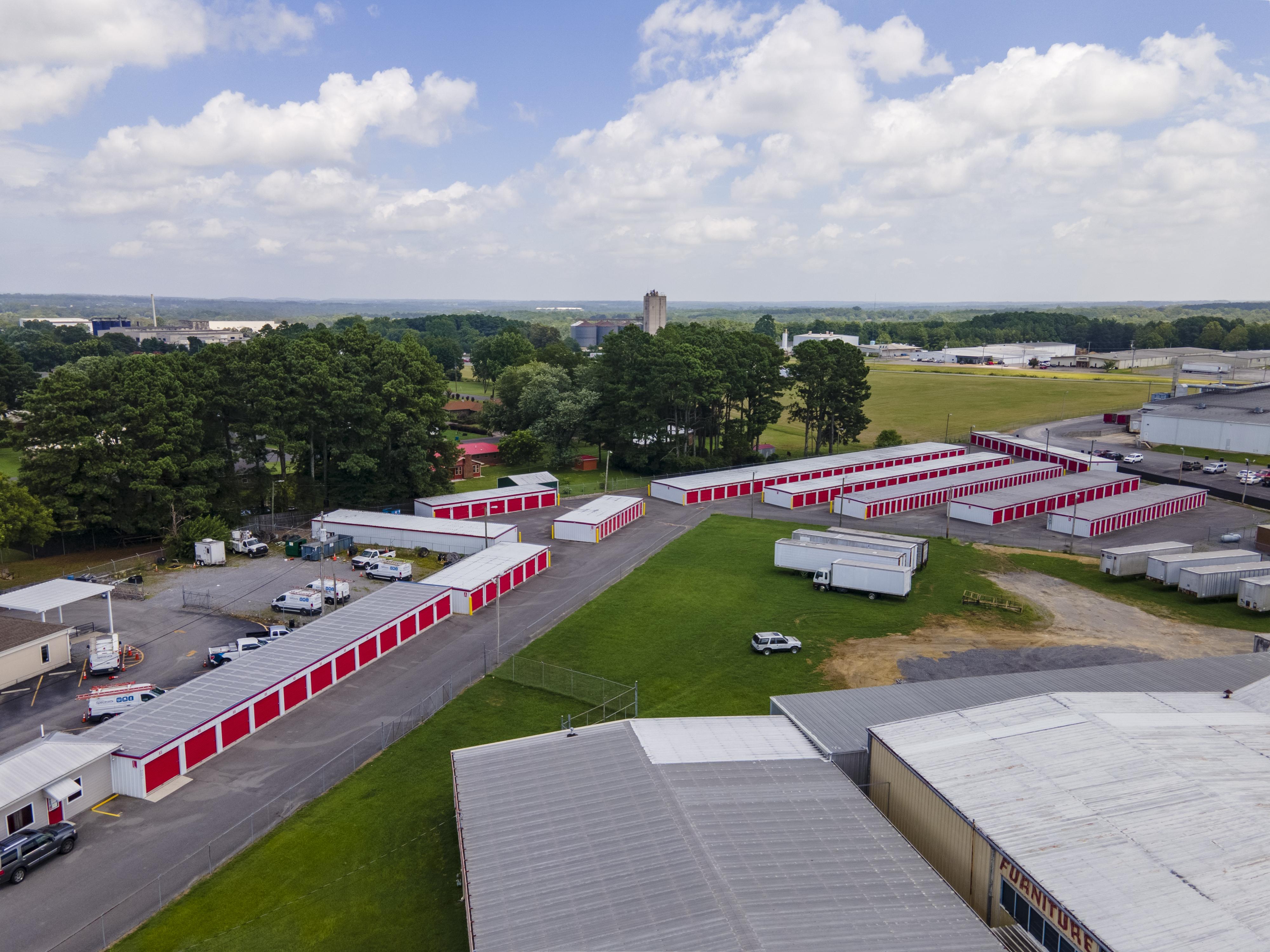 Albertville Express Storage in Albertville, AL