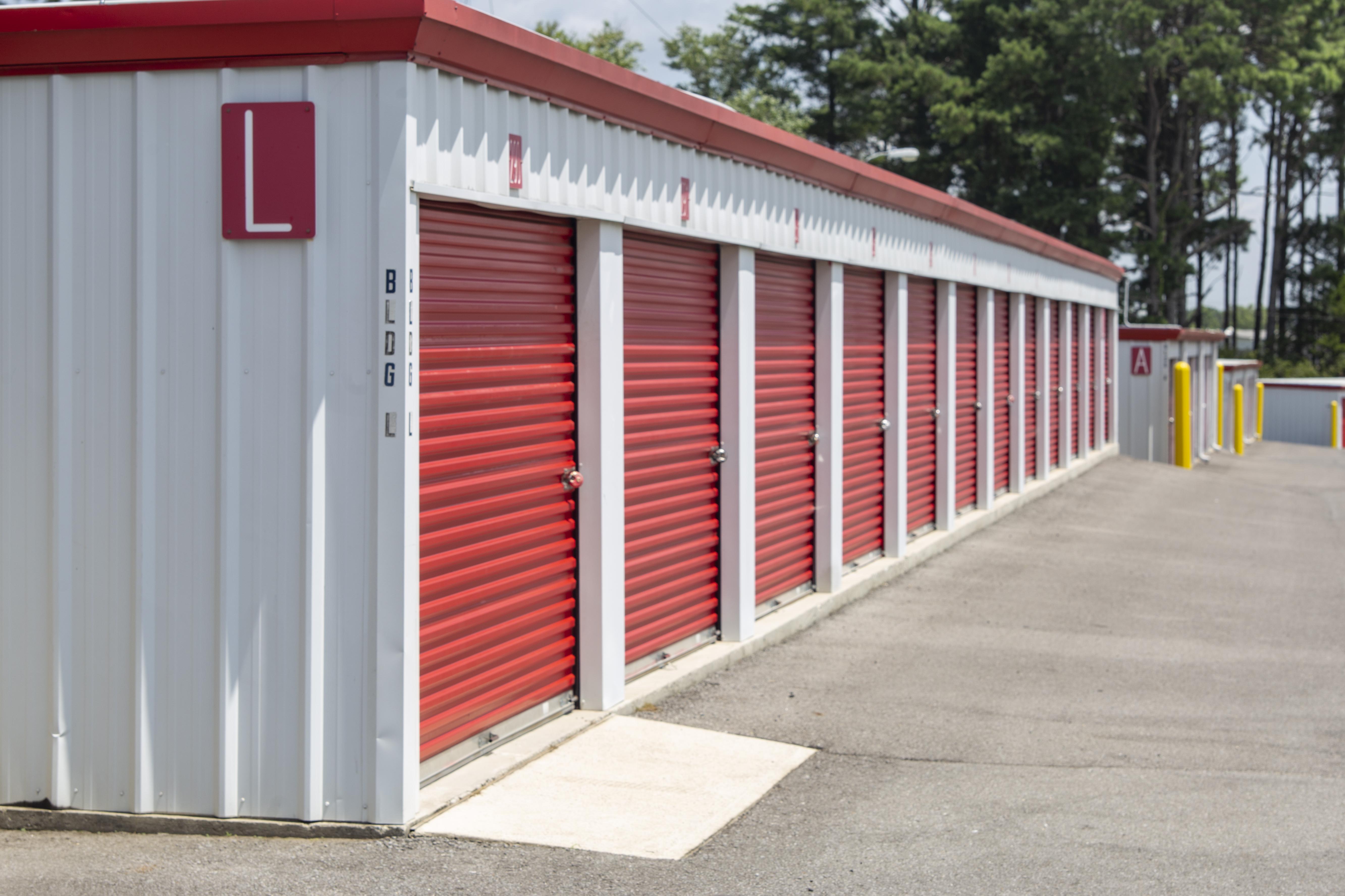 Drive up storage in Albertville, AL