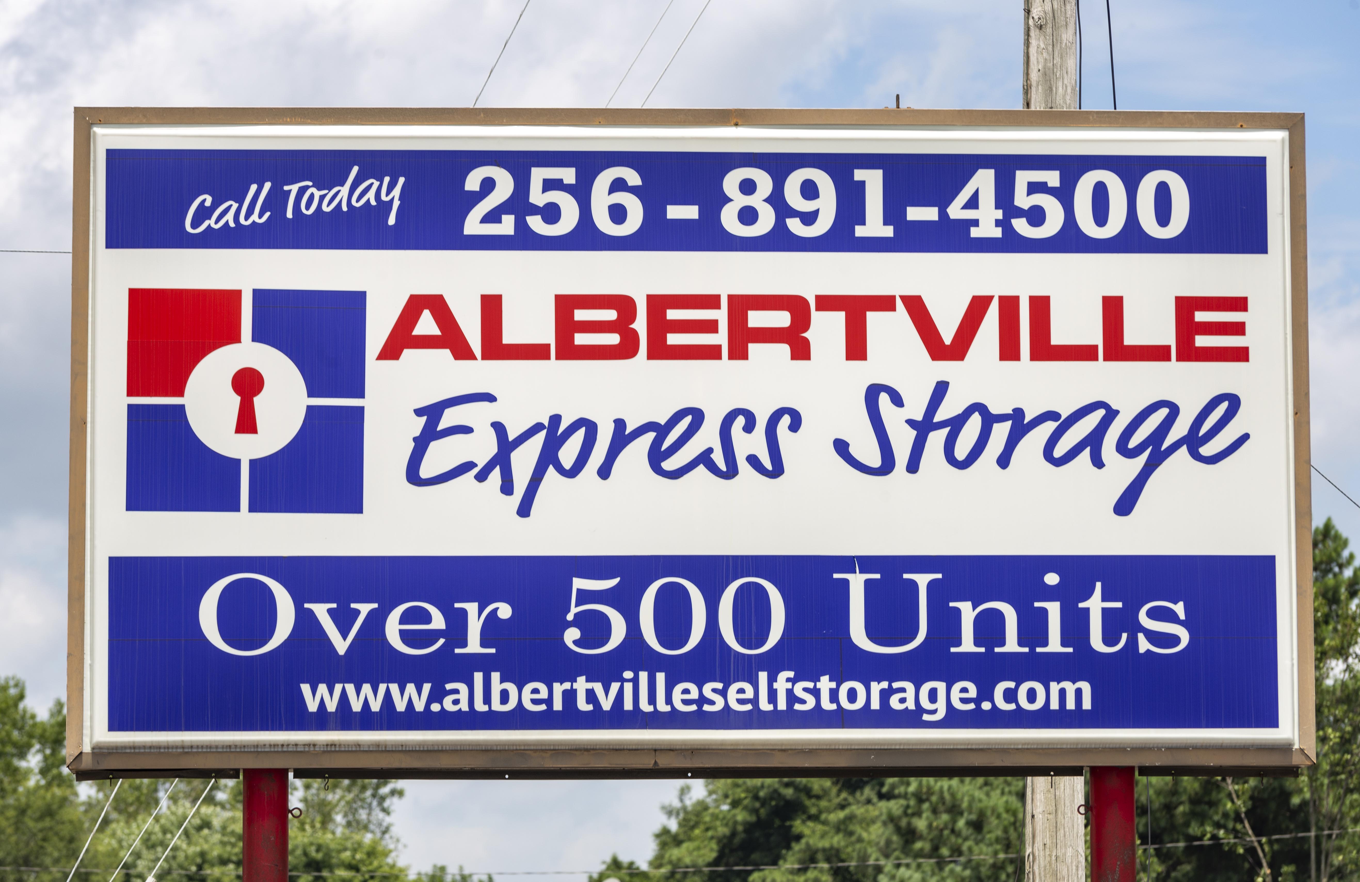 Albertville Express Storage Office in Albertville, AL