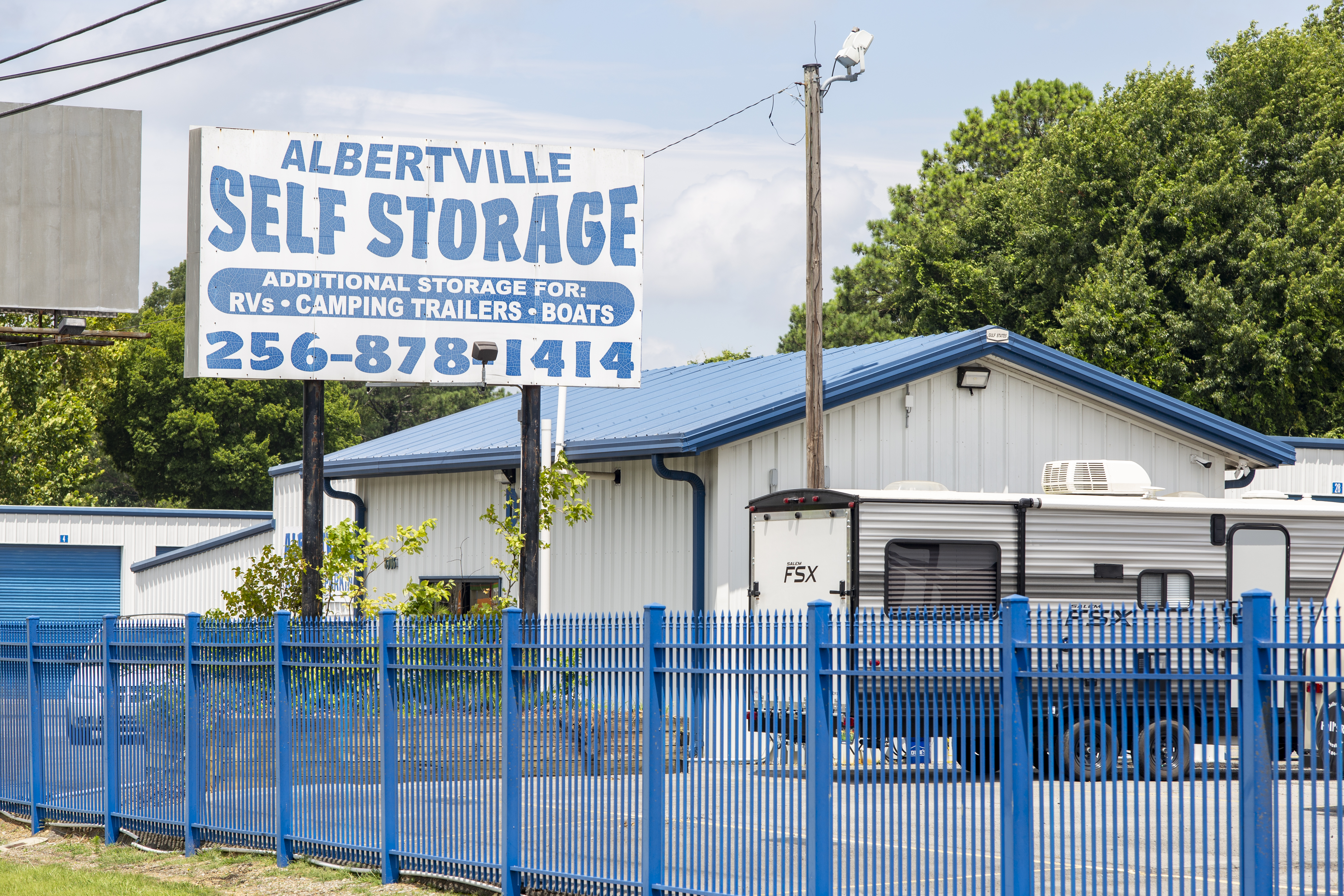 Albertville Self Storage in Albertville, AL