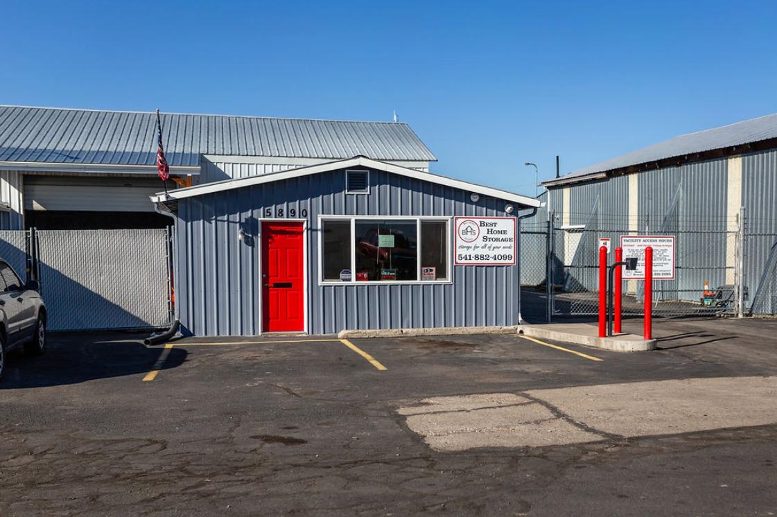 Best Homes Self Storage near Klamath Falls