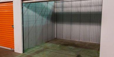 10x10 Frontier Self Storage Unit