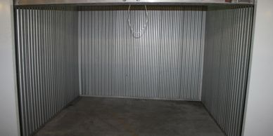 10x20 Frontier Self Storage Unit