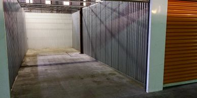 10x30 Frontier Self Storage Unit