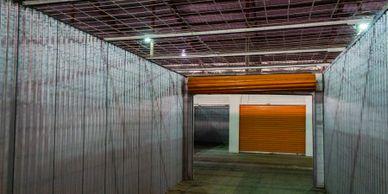 10x40 Frontier Self Storage Unit