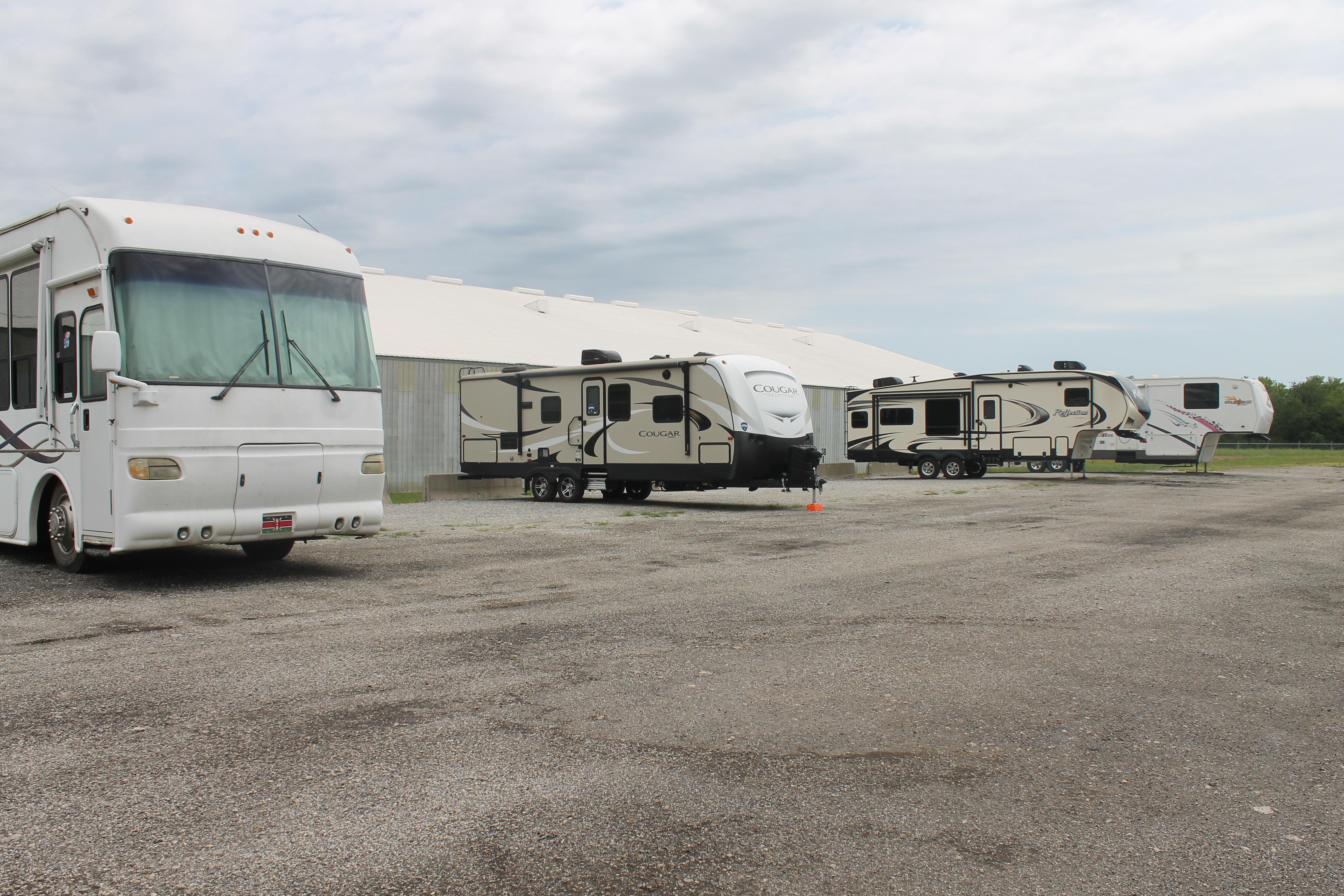rv and boat parking topeka, ks