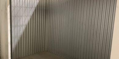 5x10 Frontier Self Storage Unit