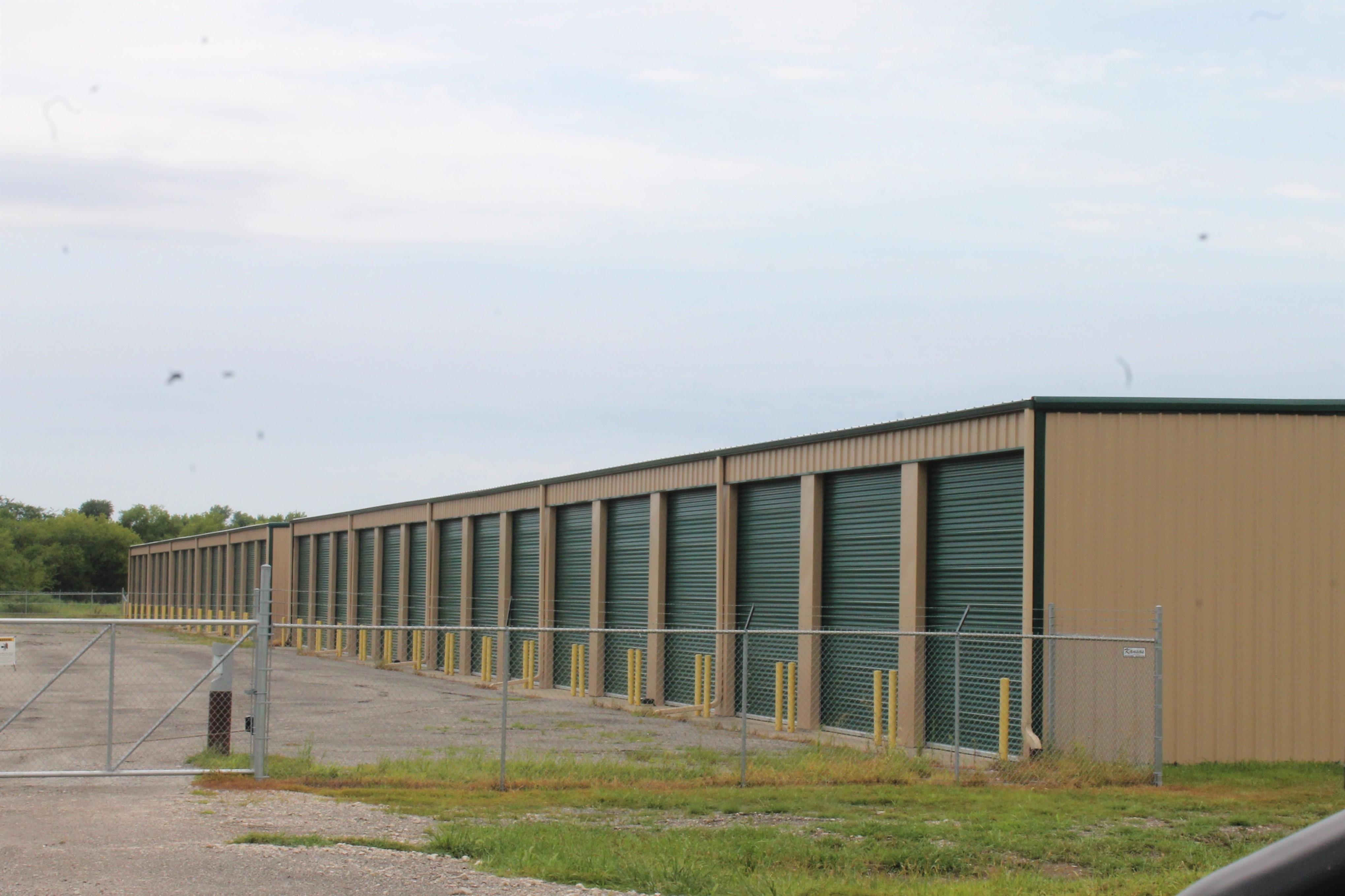 fenced and gated storage facility topeka ks