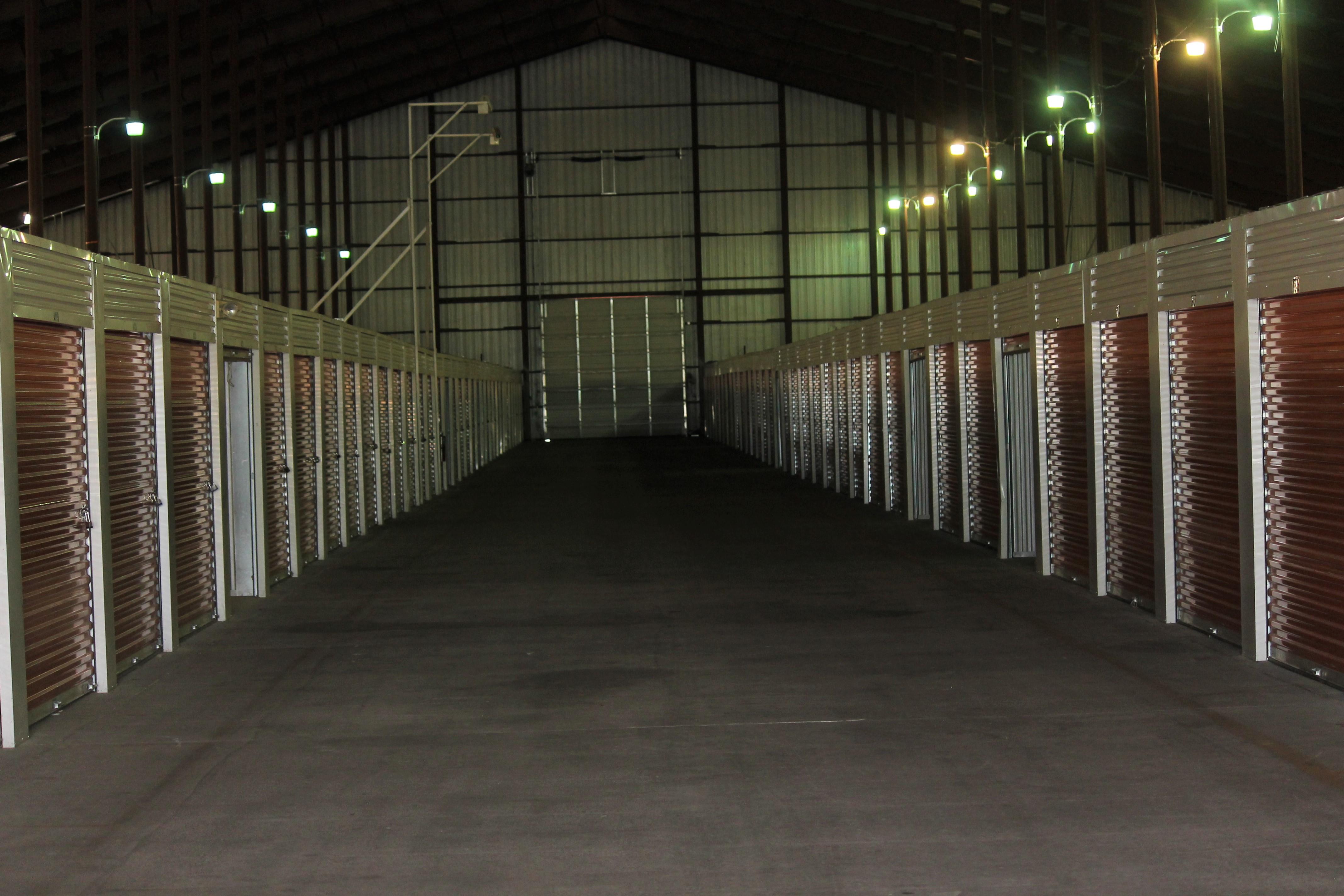 temperature controlled storage ground floor topeka ks