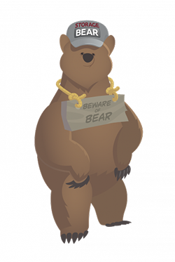 storage bear grizzly