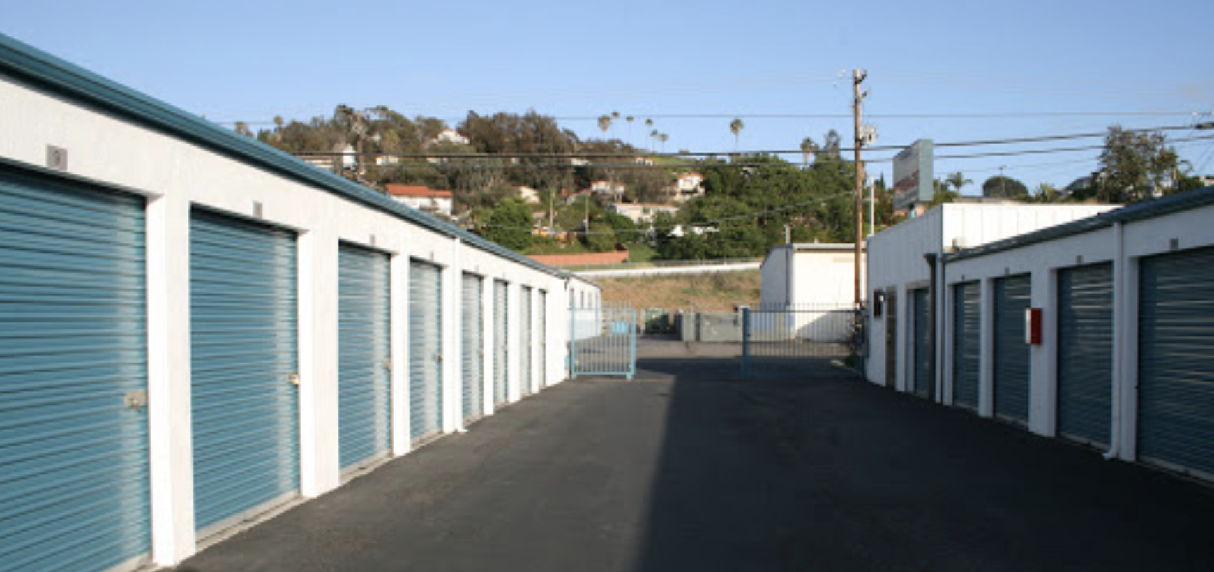 Drive Up Access in Oceanside, CA