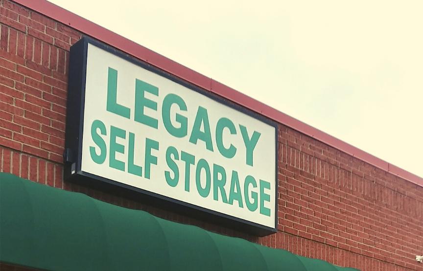 Self Storage in Plano, Texas
