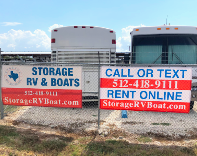 RV and Boats Parking