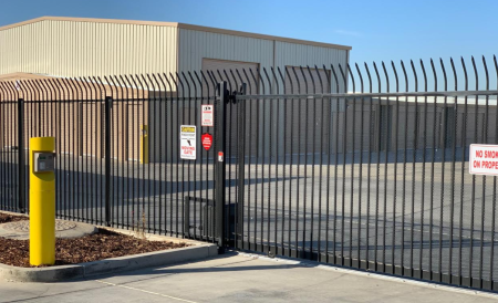 Secure Storage Facility Roseville
