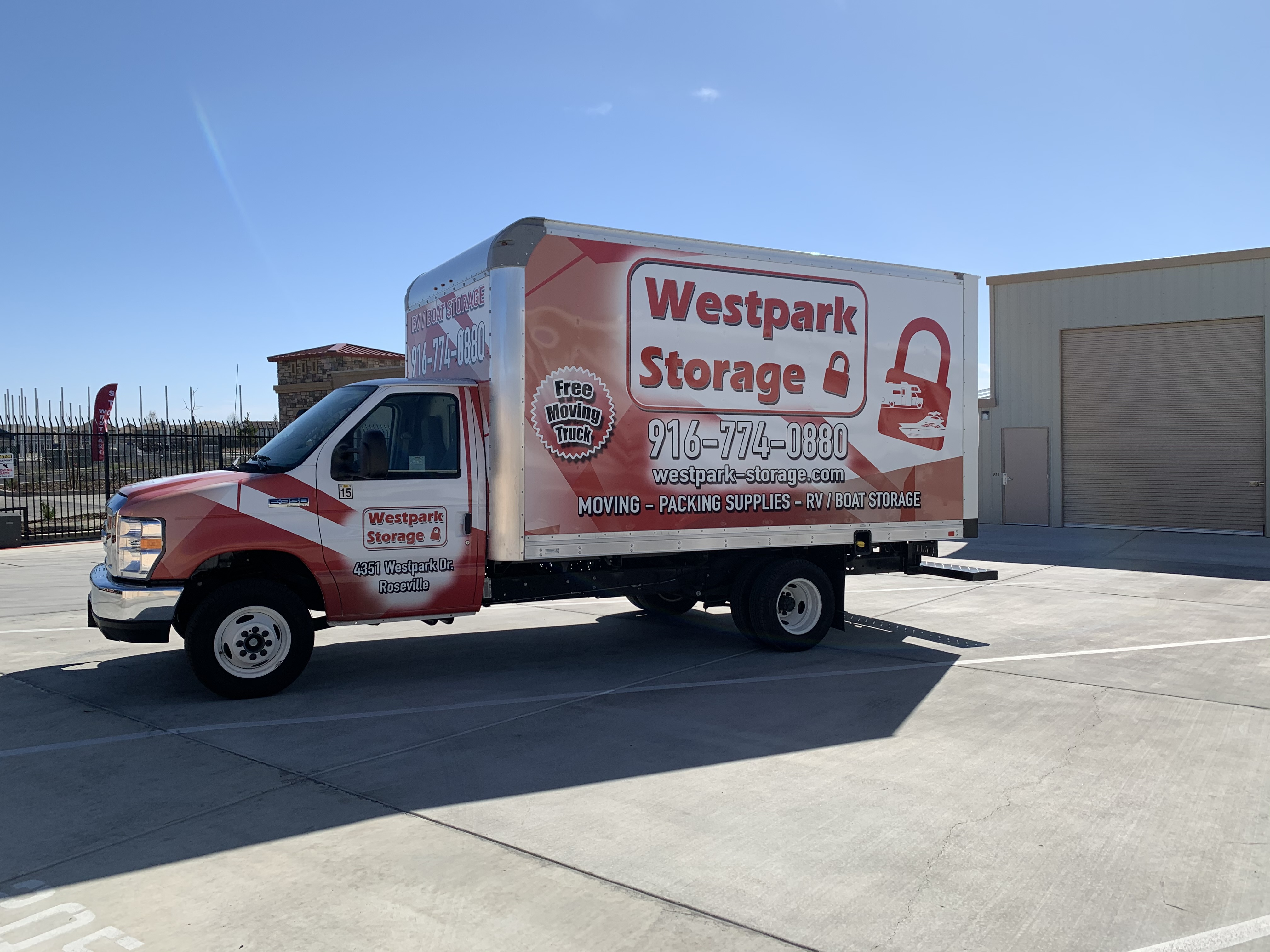 Truck Rental Roseville, CA