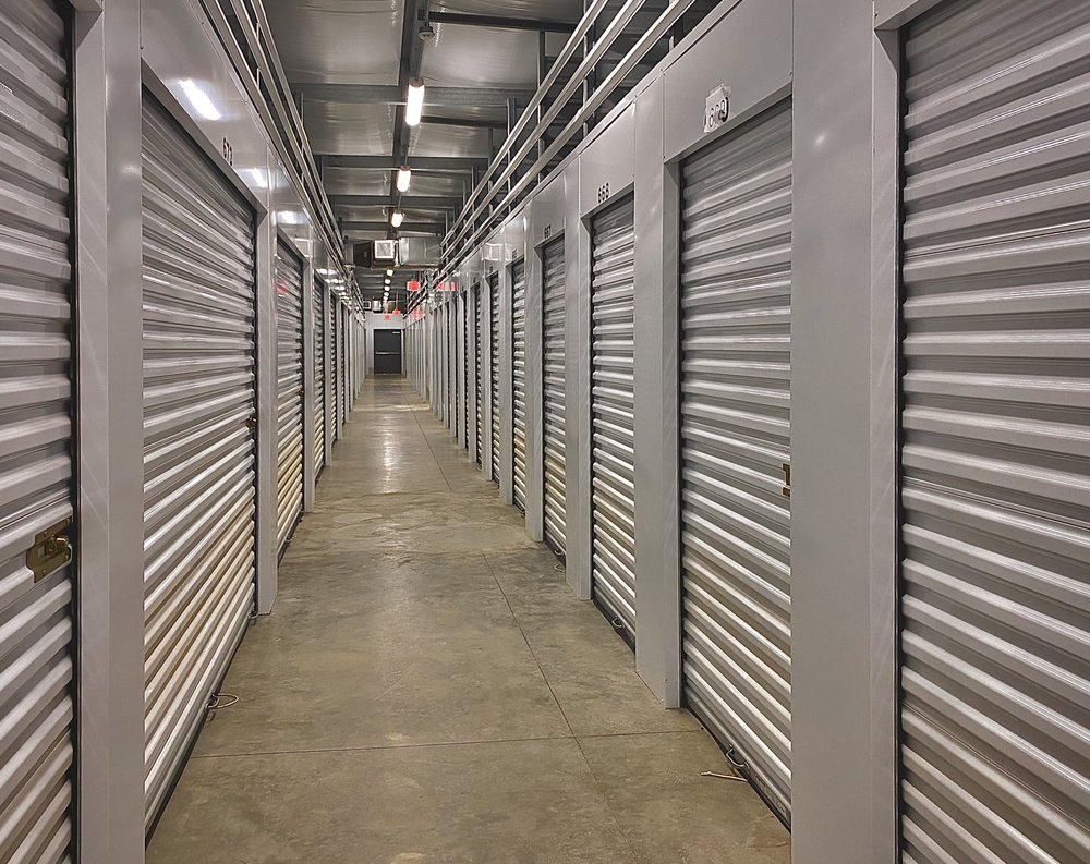 Indoor Self Storage in Conroe, TX