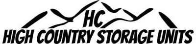 High Country Storage Units