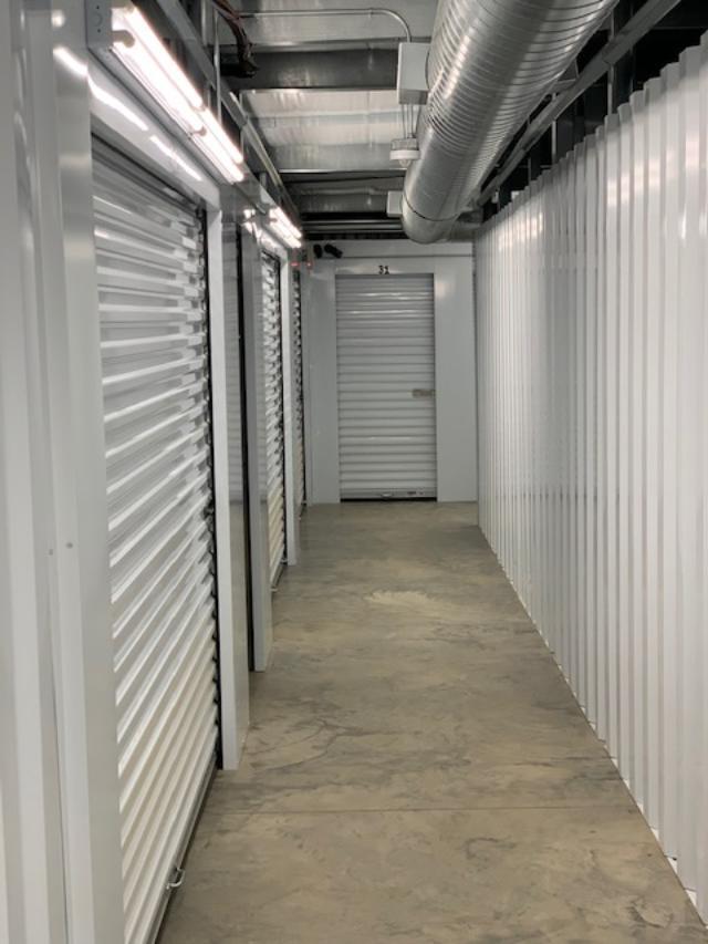Inside - Side Hallway