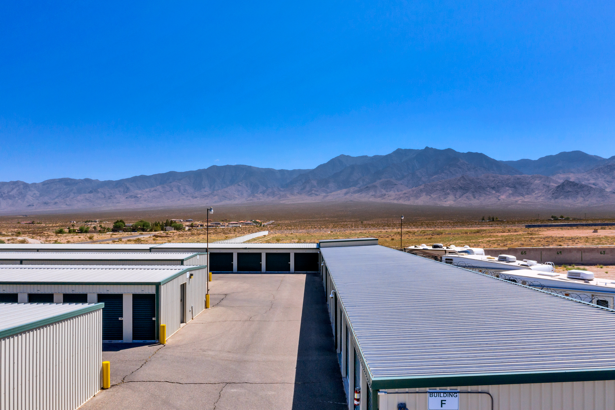 Self Storage in Littlefield, AZ