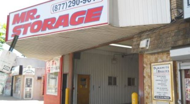 Mr Storage Mayfair PA