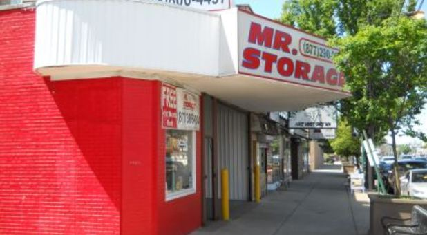 Mr. Storage - Mayfair